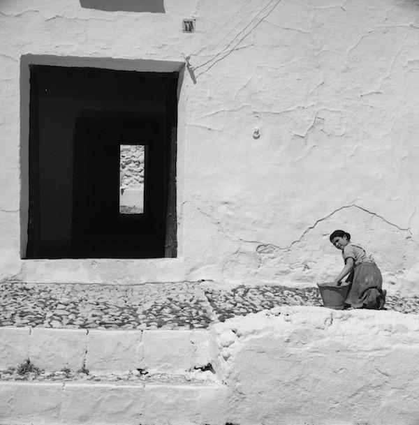 Carlos Saura: Castilla, 1955