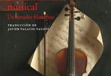 """""""El instrumento musical. Un estudio filosófico"""""""