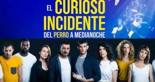 Teatro: El curioso incidente del perro a medianoche. Un evento de lujo