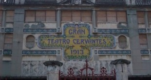 Acuerdo para la cesión del teatro Cervantes de Tánger a Marruecos