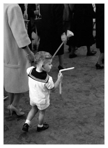 Terré: Barcelona, 1958