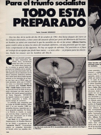 Triunfo socialista 1982