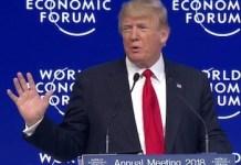 Trump Davos 2018