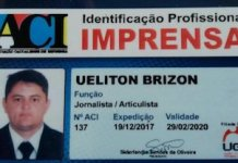 Ueliton Bayer Brizon