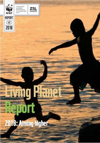 WWF informe 2018 portada