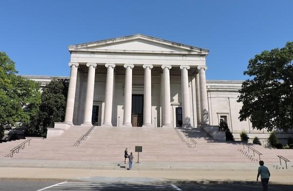 Washington Galería Nacional Arte ABianco