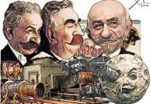 Xulio Formoso: los hermanos Lumiere, Flaherty y Melies, pioneros del cine