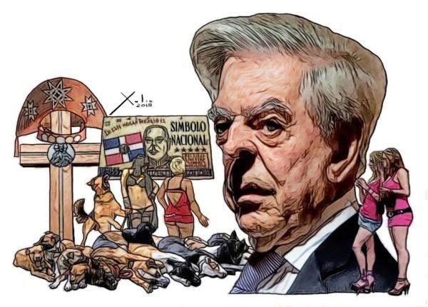 Xulio Formoso Mario Vargas Llosa