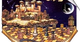 Ramadán رَمَضَان y Ajedrez por Xulio Formoso