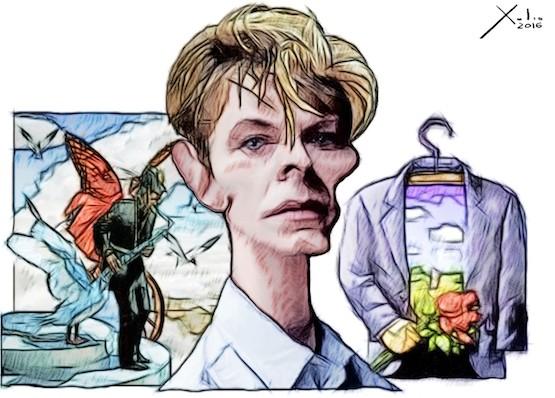 Xulio Formoso: David Bowie