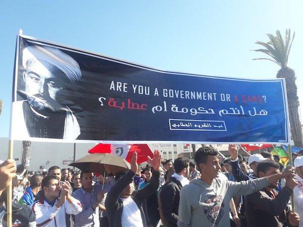 Marruecos y el desafío del Rif