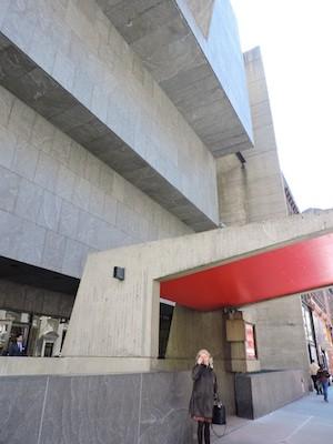 Adriana Bianco en el Met Breuer de Nueva York