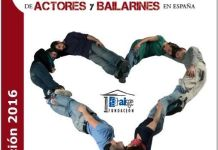 AISGE: informe sobre actores y bailarines en España