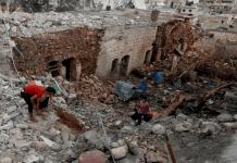 Amnistía Internacional ha documentado bajas civiles en los bombardeos de la Coalición liderada por EEUU en Siria