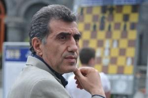 El gran maestro armenio Smbat Laputian