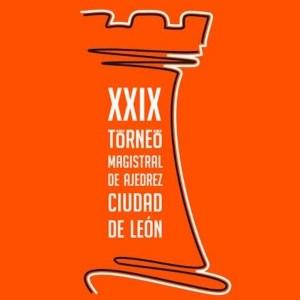 XXIX Torneo de Ajedrez de León, cartel