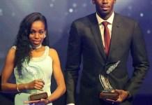 Almaz Ayana y Usain Bolt elegidos mejores deportistas de 2016