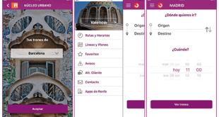 Accesibilidad: Cercanías Renfe incorporará información en su app