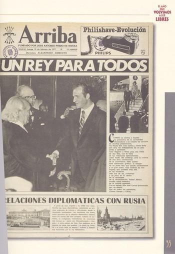 Arriba-1977-transicion
