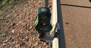 La DGT detecta ya infracciones con los Mini Radares Velolaser en España