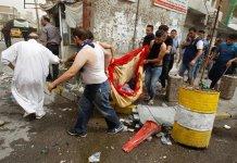 Imagen del último atentado del Daesh en Bagdad. (NT/Europapress)