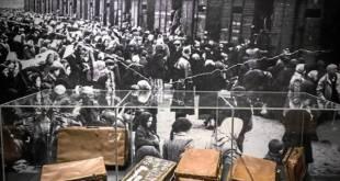 Auschwitz en Madrid: las huellas del holocausto