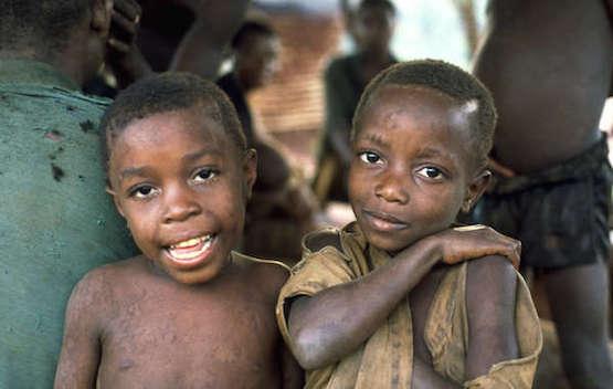 Los bakas y otros pueblos cazadores-recolectores han vivido de forma sostenible en las selvas africanas durante generaciones.