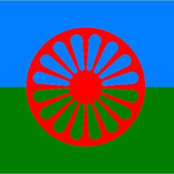 bandera pueblo gitano