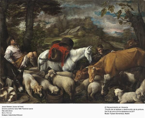 Bassano-pastoral