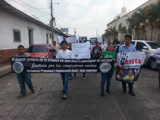 basta-periodistas-asesinados-Guatemala