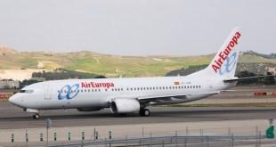 Boeing 737-85P de Air Europa