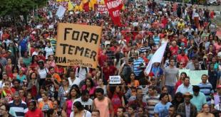 Se reactiva elprotagonismo sindical en Brasil