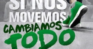 Movilización general en España para recuperar la dignidad