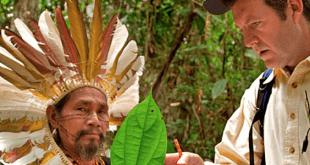 Chamanes del Amazonas crean una enciclopedia médica