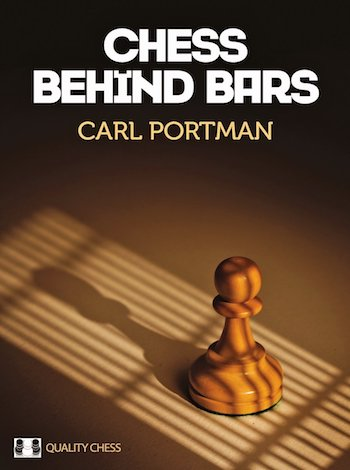 "Portada del libro ""Chess Behind Bars"""