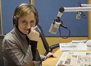 Carmen Aristegui en MVS