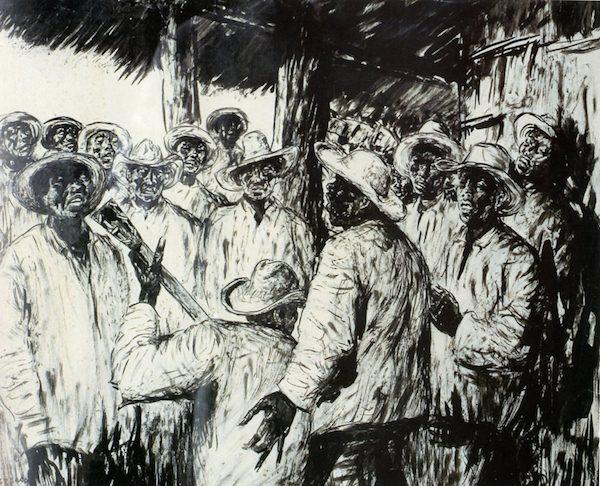 Castelao-coro-negros