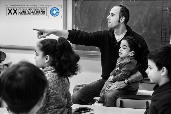 """César Pastor, fotografía de la serie """"Hurler, la ecuación del gran Utrilla"""""""
