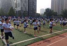 China quiere dominar el fútbol mundial en 30 años