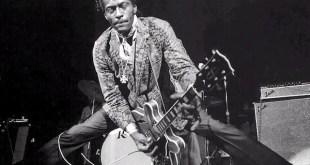 Chuck Berry, desaparece una leyenda de la música del siglo XX