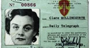 Clare Hollingworth: muere la periodista que informó del inicio de la Segunda Guerra Mundial