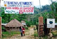 Comunidad de Paz de San José de Apartadó
