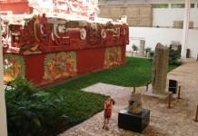 Adriana Bianco: museo de Copán