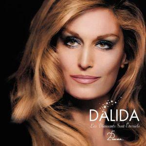 Dalida, carátula de Los diamantes son eternos