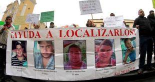 Los desaparecidos del 11 de enero en Veracruz