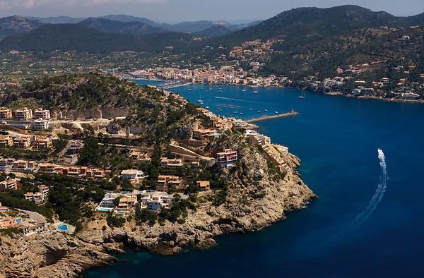 24/04/2008. Mallorca, Islas Baleares, España. Andratx perteneciente a la comarca de la Sierra de Tramontana. ©Greenpeace /  Pedro Armestre