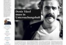 Die Welt pide liberar a su corresponsal en Turquía Deniz Yüccel