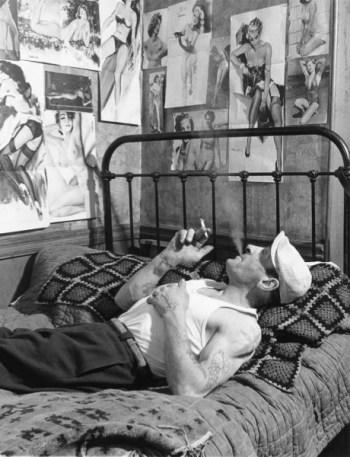 Doisneau, creatures de reve, Paris, 1952