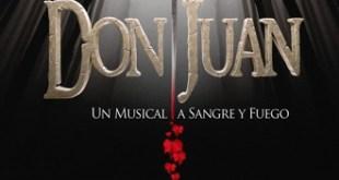 Don Juan, el musical, cartel