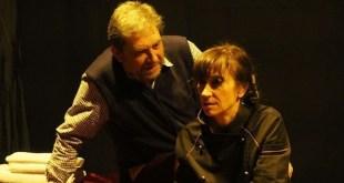 "Éxito de ""La galerna"" en el certamen de teatro de Alba de Tormes"